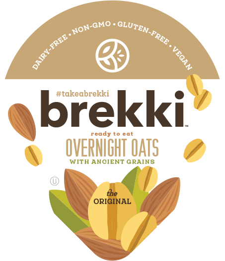 Product label for Original Overnight Oats